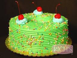 green iced angel food cake cake pros