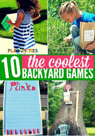Backyard Games Kids by 10 Absolutely Coolest Backyard Games For Kids Playtivities