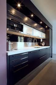 cuisine moderne design avec ilot skconcept cuisine armony daumesnil moderne finition anthracite