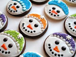iced snowmen sugar cookies and military care package 8 the