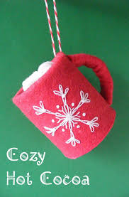 chocolate ornament with wendi sewing collective betz white