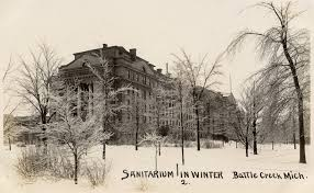 sanitarium sanitarium in winter battle creek mi 1904 1918
