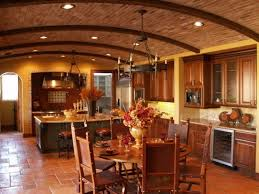 Tuscan Style Dining Room Tuscan Home Interiors Tuscan Rooms Tuscan Dining Room Design Ideas