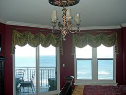 custom window treatments custom valances