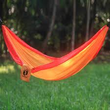 novica hang ten parachute nylon camping hammock u0026 reviews wayfair