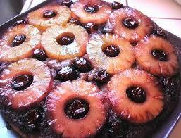 a twist on pineapple upside down cake figswithbri com