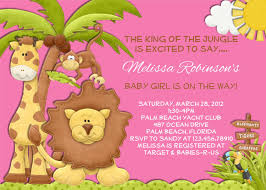 lion baby shower baby shower invitation for baby jungle baby shower