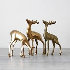 Christmas Reindeer Statue Decorations by 165 Best Christmas Reindeers Decor Images On Pinterest
