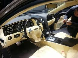 bentley flying spur black interior bentley pictures images page 29