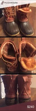 womens ll bean boots size 9 l l bean duck bean boots s 10m mens 8 bean boots