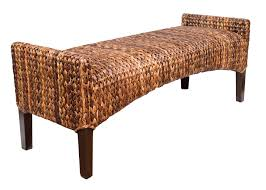 Seagrass Furniture Seagrass Bench