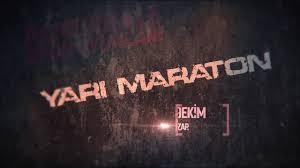 pamukkale spor oyunları yarı maraton koşusu youtube