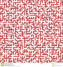 maze seamless pattern stock photography image 13118392