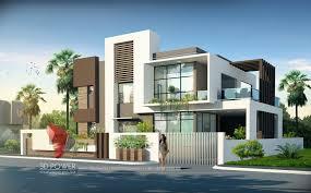 3d home designer on modern bungalow rendering model jpg