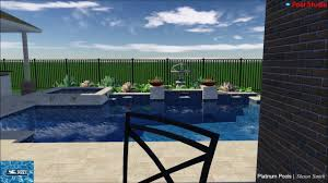 hajny family pool platinum pools design by shaun smith youtube