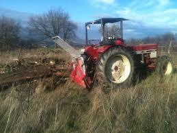 tracteur en bois les rouges forestiers page 52 les tracteurs rouges