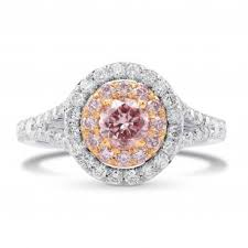 colored engagement rings colored diamond engagement rings leibish