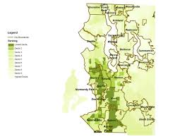 Bothell Washington Map by Truth On A Map Mapping Health Disparities In Washington U0027s King