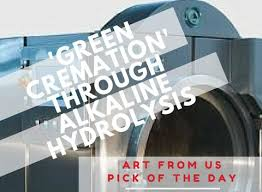 green cremation of the day 04 august 2017 green cremation through