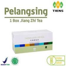 Teh Jiang jual tiens jiang zhi tea teh hijau tianshi ori pelangsing herbal