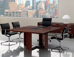 Designer Boardroom Tables Contemporary Boardroom Table Wenge Square Arche Bralco