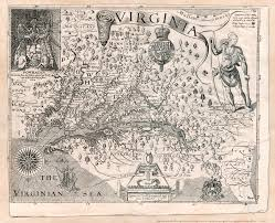 Map Of Virginia Wineries by Captain John Smith Historical Trail Map Of Virginia Virginia