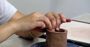 How To Make Clay Vases By Hand Handbuilding Techniques Archives Ceramic Arts Network