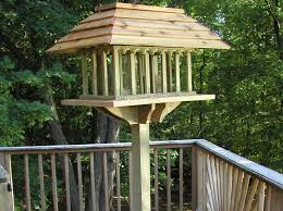 deck gazebo bird feeder house decorations and furniture