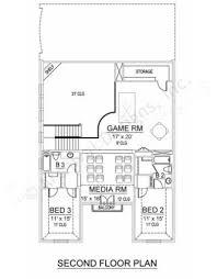 stonebridge narrow floor plans texas house plans