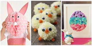 Holiday Crafts For Preschoolers - 40 easter crafts for kids fun diy ideas for kid friendly easter