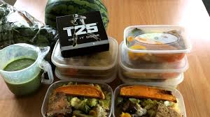 meal prep for 16 6 dinner week 1 focus t25 youtube