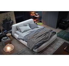 bed shoppong on line big bed upholstered bed by poliform design by paola navone shop