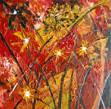for sale by artist floral freedom curcic artist