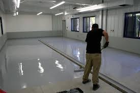 epoxy installer wisconsin concrete contractors