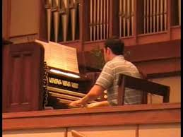 fanfare and processional for organ