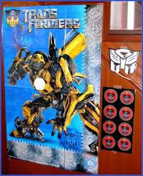 transformer rescue bots party supplies 17 beste ideeën transformers party supplies op
