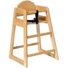 chaise haute pas chere pour bebe chaise haute en bois bebe chaise sans plateau pour simplex sim cl