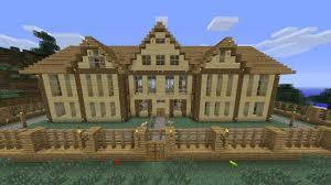 how to build a big wooden house http tominecraft com how to