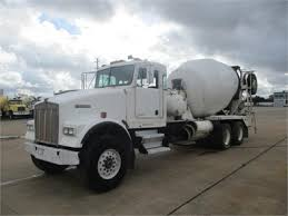 kenworth concrete truck www peterbilttruckcenters com kenworth w900 for sale 21 listings