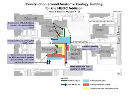 Parking Building Floor Plan A Z Addition Impacts Parking Building Access Source Colorado