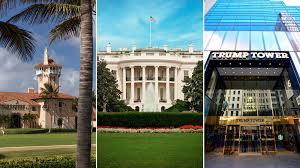 donald trump u0027s home vs the white house which is more posh