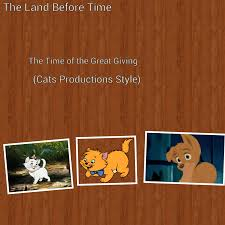 land 3 giving cats