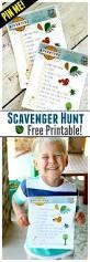printable halloween scavenger hunt best 25 toddler scavenger hunt ideas on pinterest scavenger