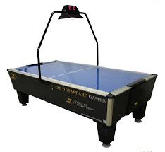 air powered hockey table gold standard tournament pro plus air powered hockey table