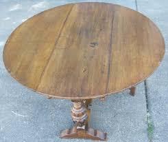Drop Leaf Pedestal Table Drop Leaf Pedestal Dining Table Coaster Damen In And