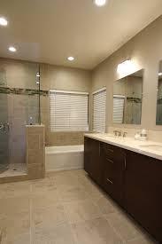 Concrete Floor Bathroom - how to stain concrete floors bathroom contemporary with bamboo