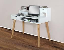 Kleiner Schreibtisch Eiche 1194 Schreibtisch Sekretär In Verschiedenen Farben Mit Massiven