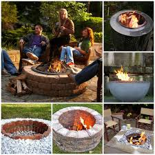 Fire Pit Diy Amp Ideas Diy 11 Of The Best Diy Fire Pit Ideas For Your Backyard Diy For Life