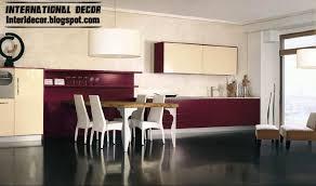 Contemporary Kitchen Design 2014 Home Decor Ideas Purple Kitchen Interior Design And Contemporary