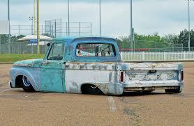 Old Ford Truck Graveyard - 1964 ford f 100 frankenstein